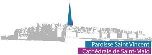 Cathédrale de Saint-Malo – Paroisse Saint-Vincent – Paroisse catholique Logo