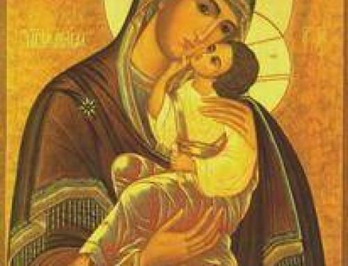 Feuille de la messe du 1er janvier 2019 : Sainte Marie Mère de Dieu