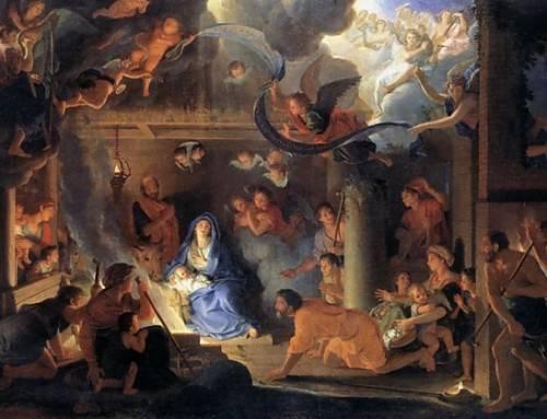 Nativité de Notre Seigneur 2016 et nouvel an 2017: horaires des messes