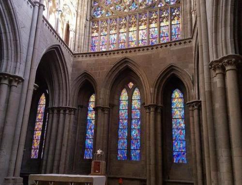 été 2019 : visites de la cathédrale