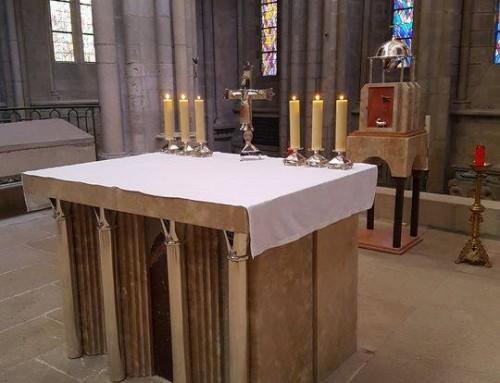 Horaires d'été des messes à la cathédrale