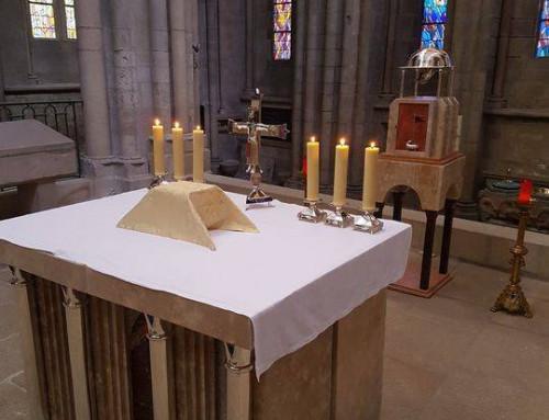 Messes célébrées sous la forme extraordinaire (latin) à la cathédrale
