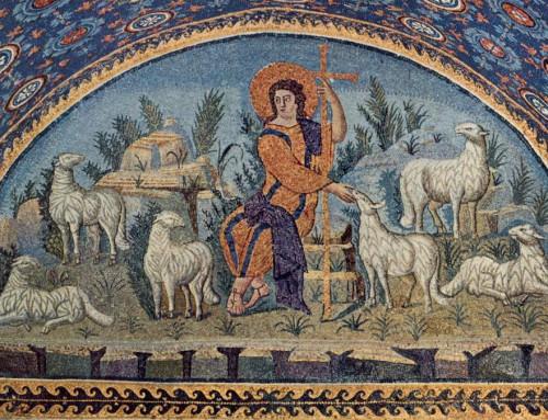 Feuille de la liturgie du quatrième dimanche de Paques en confinement