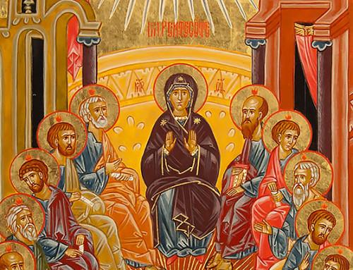 Feuille de la messe de la Pentecôte 2020