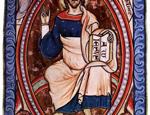 Lectio Divina Christ Roi